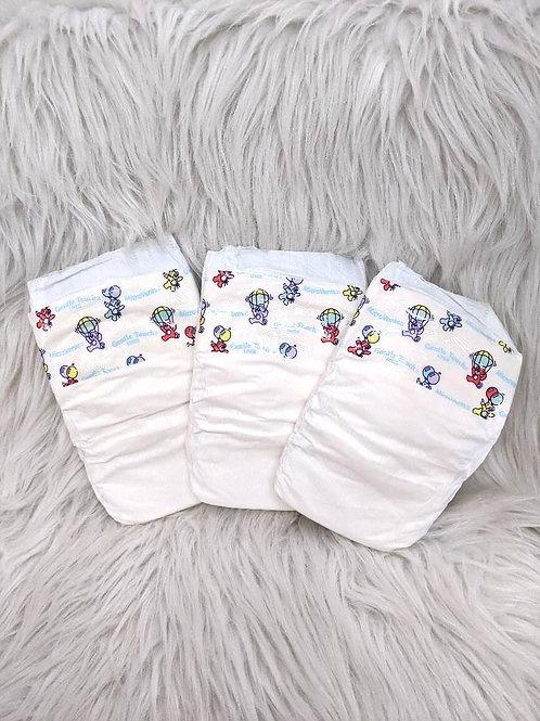 VINTAGE 'Pampers' Diaper| SIZE:1 (5 Left)