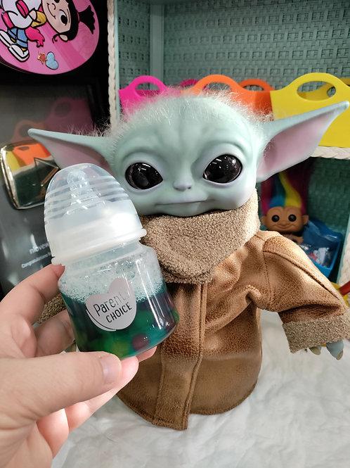 Fish Egg Bottle for Toy Baby Yoda