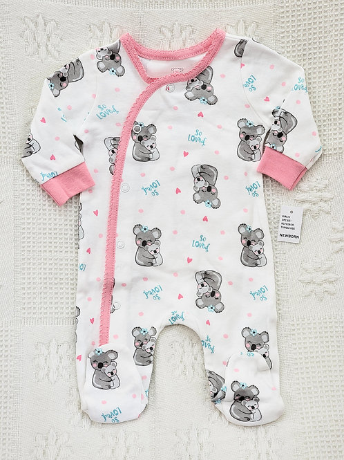 NB| 'Koala Baby' *so loved 🐨 * Sleeper NWT