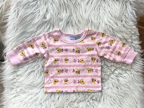'Disney Baby' *Winnie the Pooh* Top  3-6 MONTHS