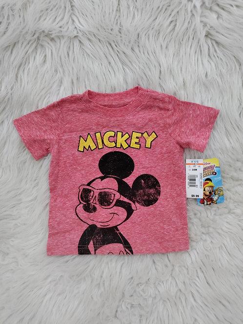 'Mickey' Shirt NWT| 3-6 MONTHS