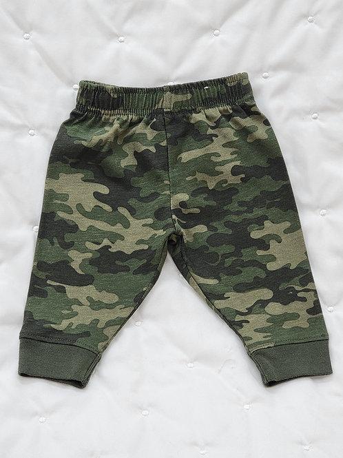 3-6 MONTHS| 'Garanimals' *camo* Pants NWOT