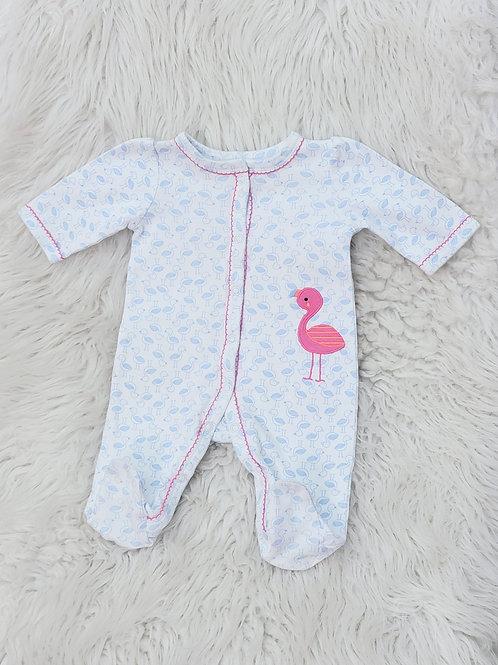 'Just OneYou' *flamingo* Sleeper| 3 MONTHS
