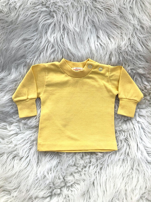 VINTAGE 'Health Tex' Yellow Top   3 MONTHS