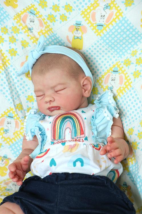Lucy Reborn Baby Doll   by nlovewithreborns2011