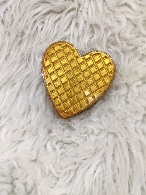 """Heart of Gold'| Handmade Trinket Box"