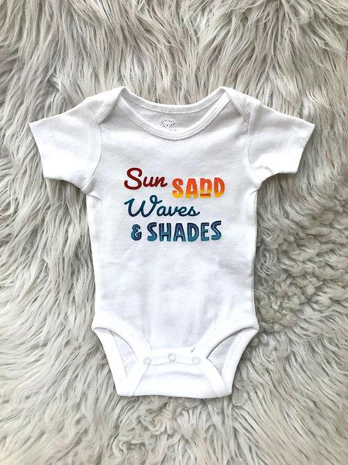 'Koala Baby' *Sun, Sand, Waves, and Shared* NWOT| Newborn