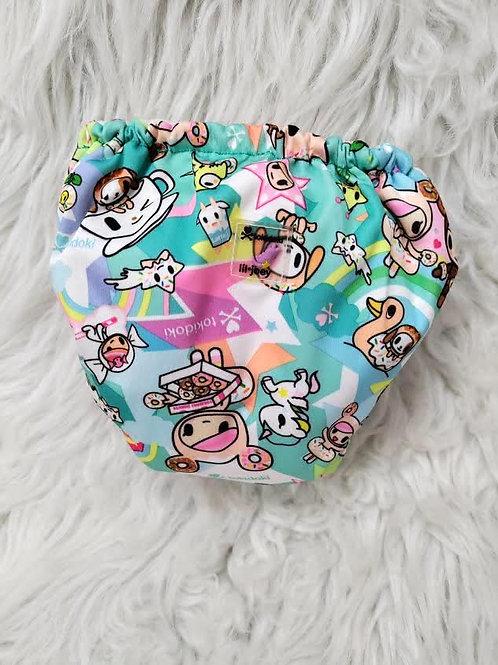 'Tokidoki' Cloth Diaper  NB