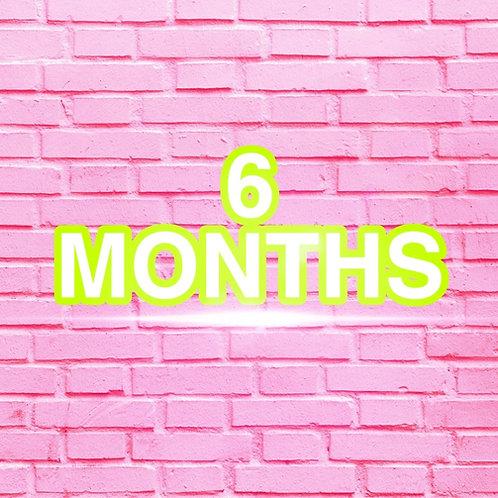 6 Months Clothes