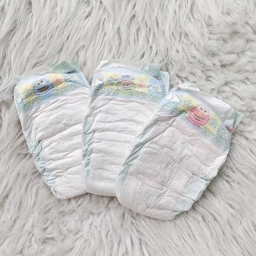 'Sesame Street' 3 Diapers Set| SIZE 1