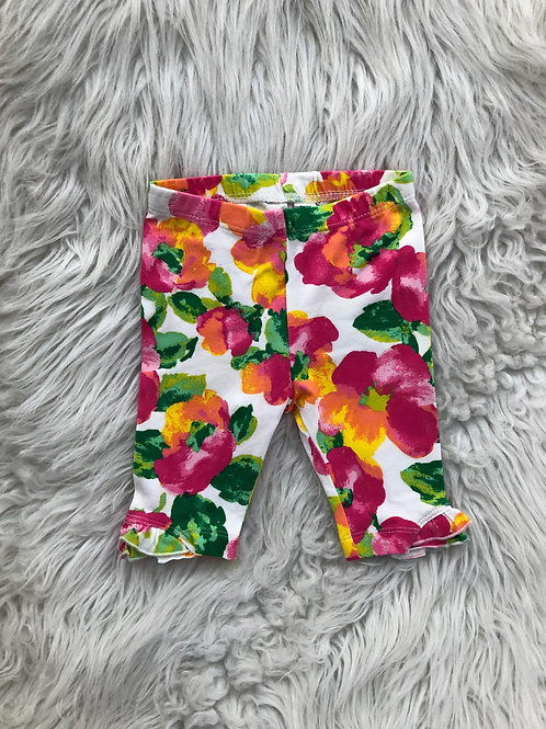 'First Impressions Play' *Floral* Pants| 3-6 MONTHS