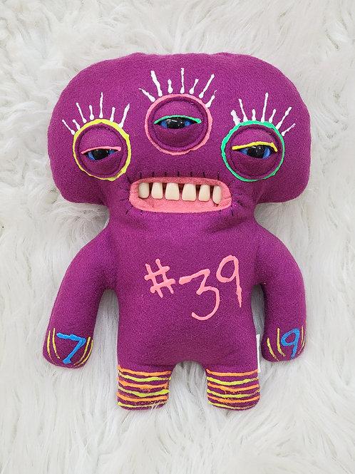 FUGGLER #79| *Three Eyed Monster*