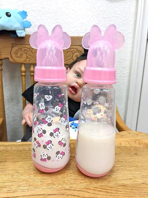 Minnie 'light pink'| Fake Formula Reborn Bottle