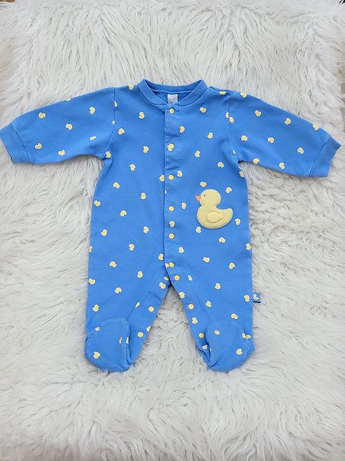 'Carters' *ducks* Blue Sleeper  6 MONTHS