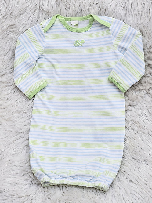 'Circo Baby' *turtle* Gown   3 months