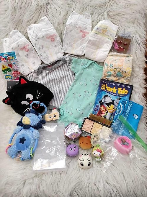 Fun Bag! (G1)| Newborn