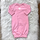 Thumbnail: 'Carters' Pink *Love* Gown   0-3 MONTHS