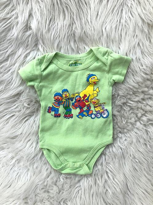 'Sesame Street' Onesie| 6-9 MONTHS