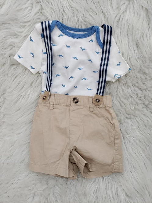 12 Months 2pc Outfit