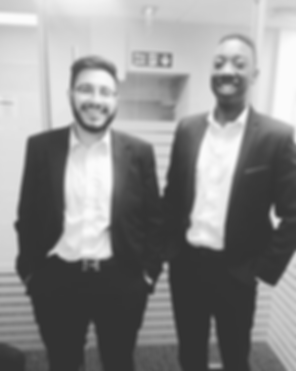 Arie Hawazie & Francis Osuji the founders of MedPlay