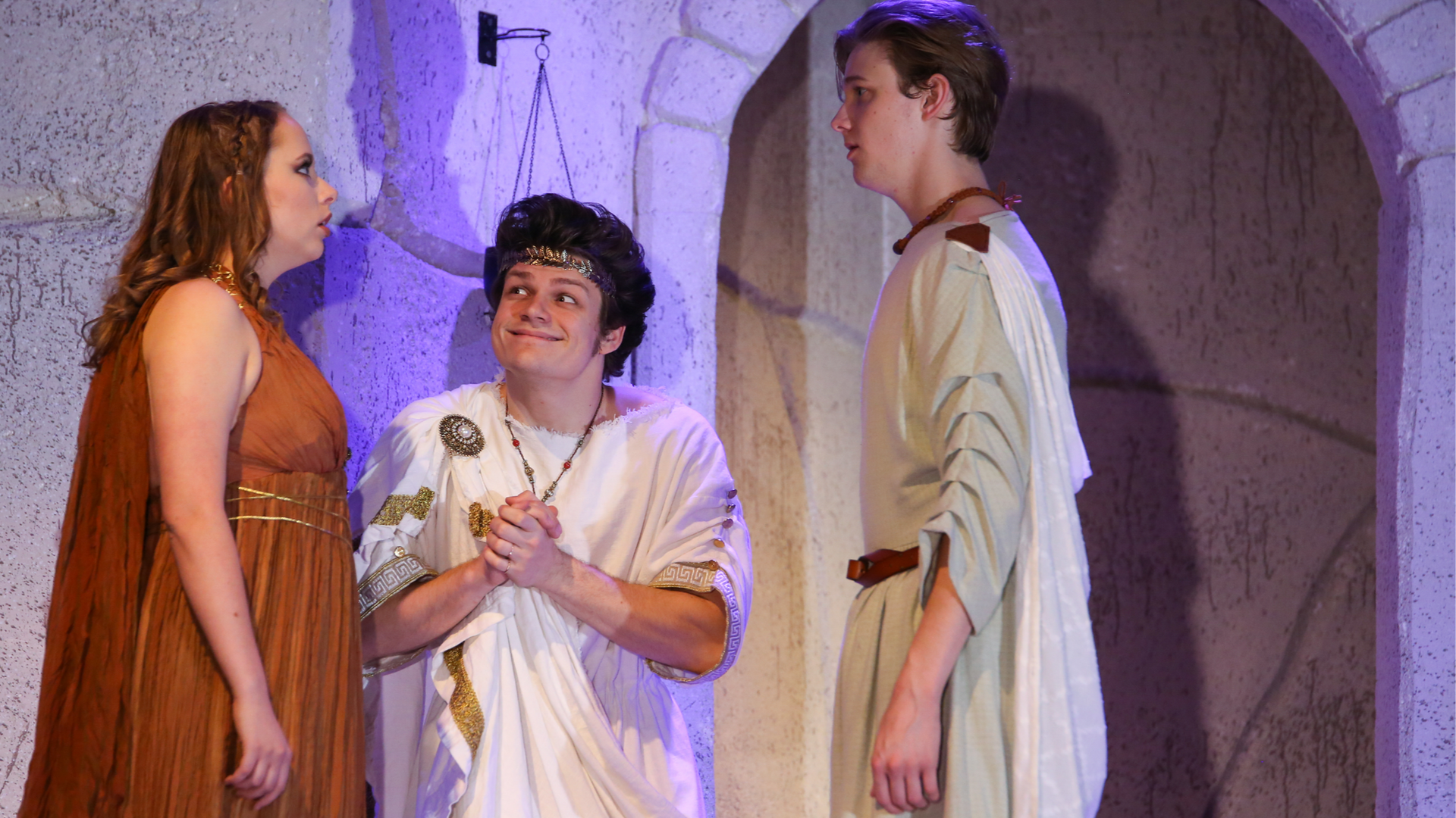 Pericles at TCU