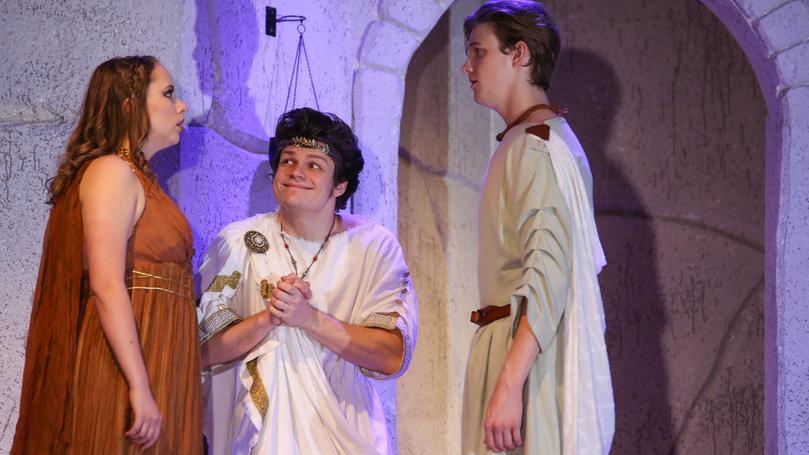 Pericles at TCU