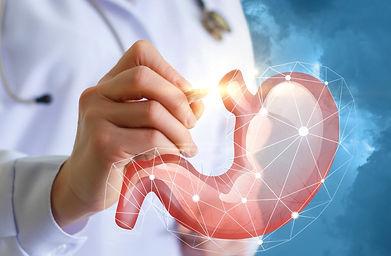 Gastroenterologia, Visita gastoenterologica, stmaco