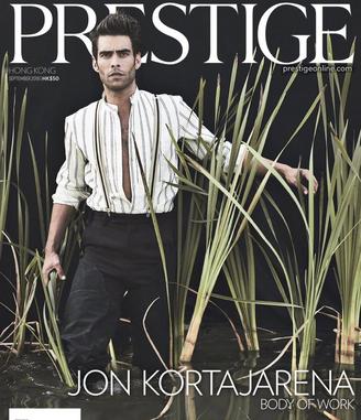 Jon Kortajarena Prestige Hong Kong Alex Aalto