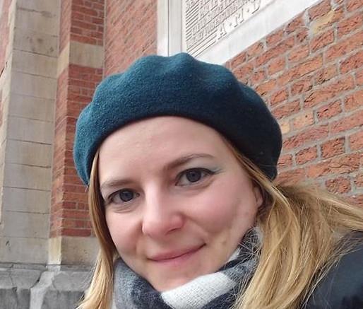 Olivia Afendulis, organ scholar 2018-19