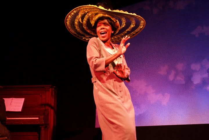 Demetria as Ethel Waters
