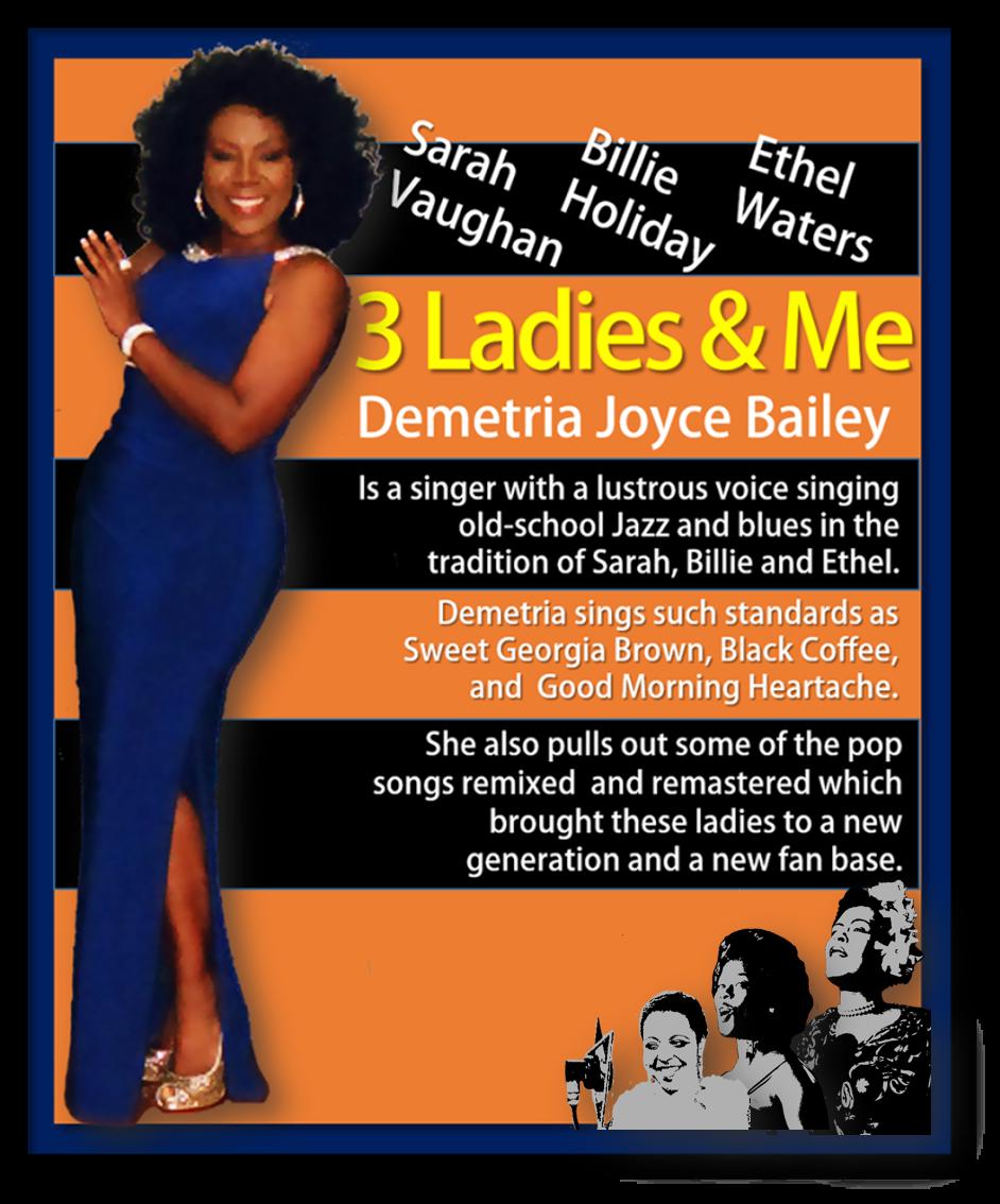 3 Ladies & Me