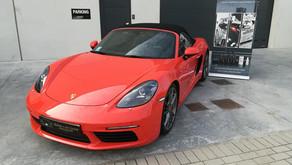 Porsche Boxster S - Mayvinci Coatings