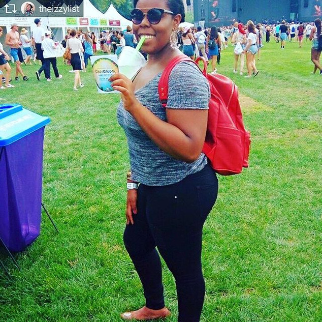 Conquering the music festivals, one sip