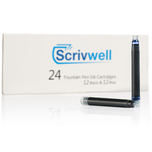 Scrivwell Ink Cartridges