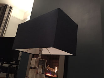 rectangular lampshade
