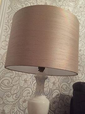 20cm drum lampshade