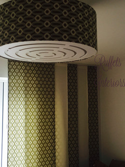 Feature lampshade