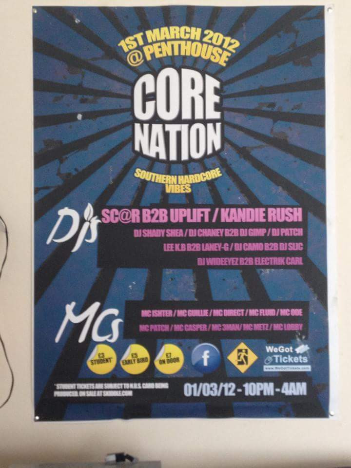 Core Nation Events