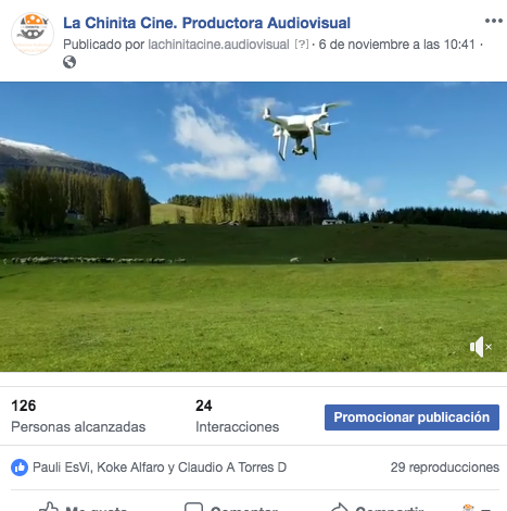 Productora Audiovisual Drone