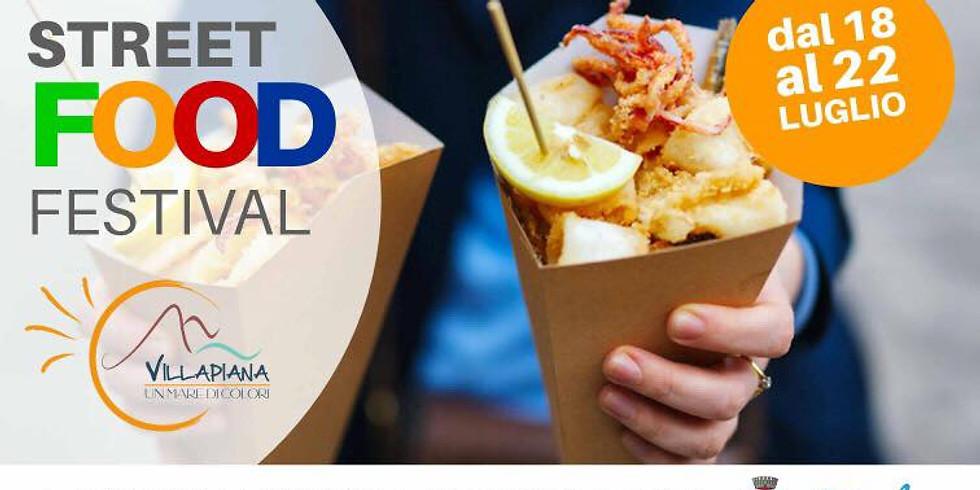 Street Food Festival Villapiana