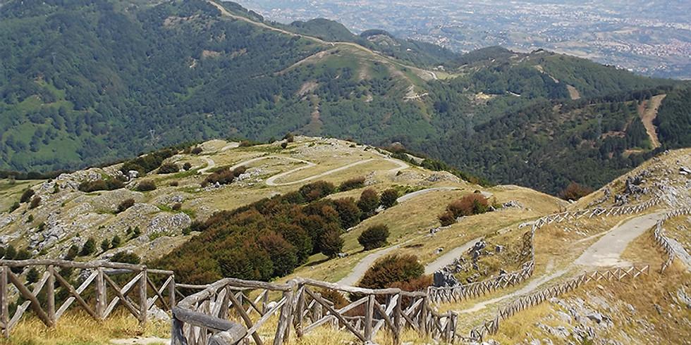 Tramonto sul Monte Cocuzzo