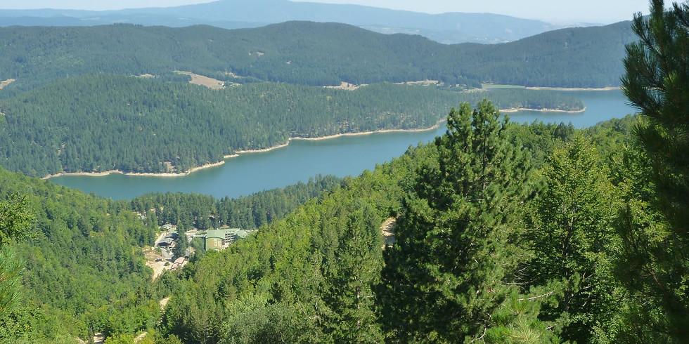 Escursione in Val di Tacina