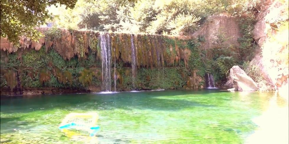 Escursione nel torrente Coserie