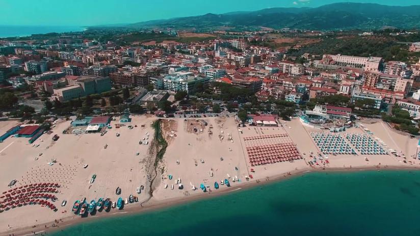 spiaggia di Soverato