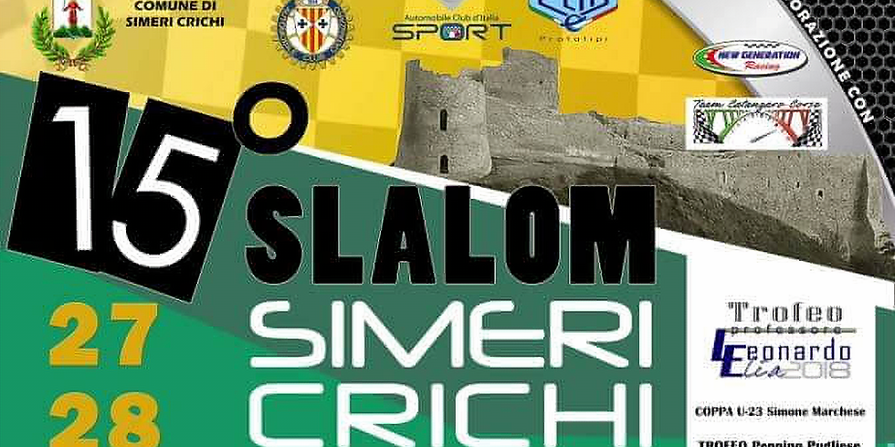 Slalom Trofeo Elia