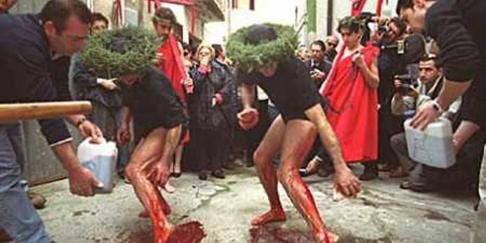 Processione dei vattienti