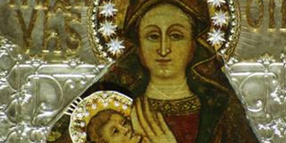 Processione notturna della Madonna Nera