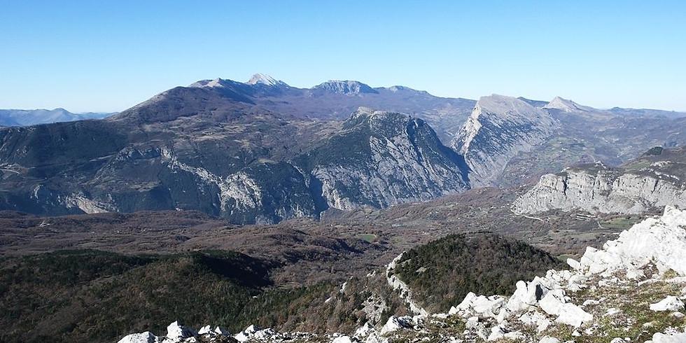 Escursione sul monte Sellaro