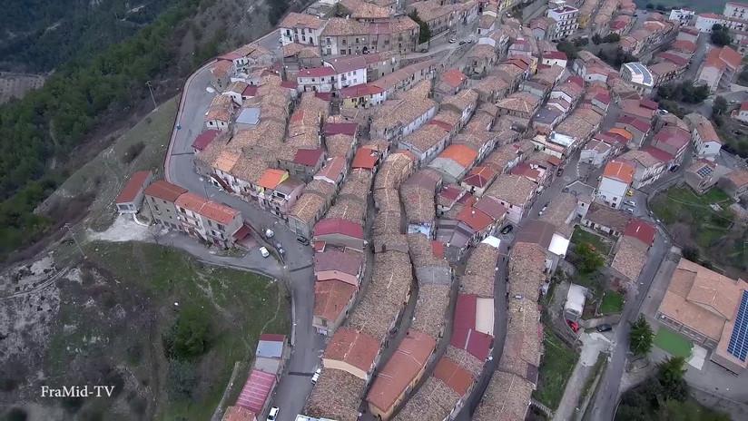 Albidona - Un Balcone sullo Jonio