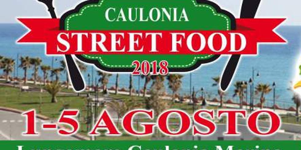 Caulonia Street Food Festival